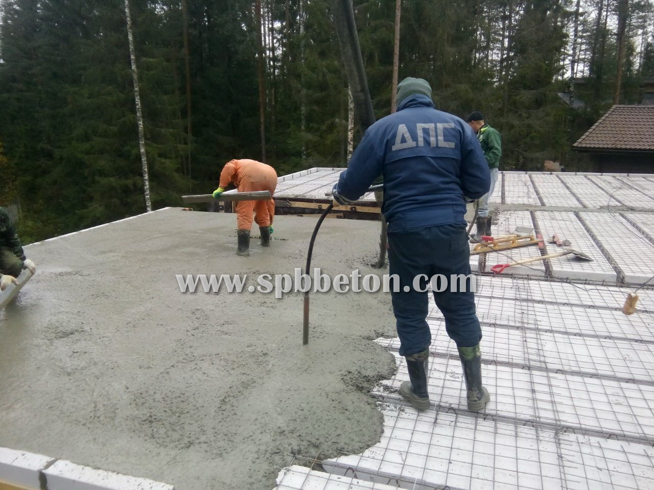 горелово бетон