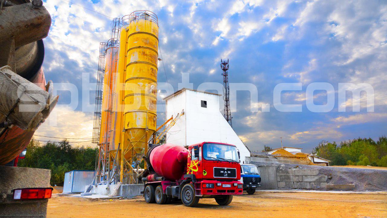 Бетонный завод экспресс бетон цементный раствор для заливки швов